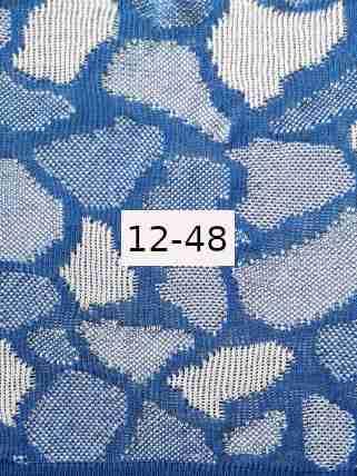 Luomupellava sininen - valkoinen
