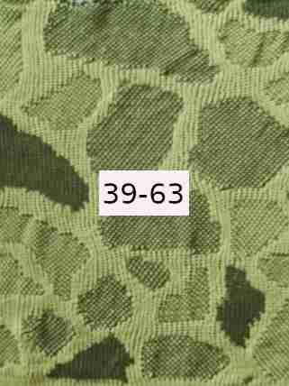 Luomupellava vaalean vihreä - vihreä