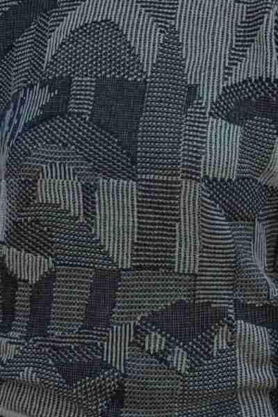 Garden värimalli musta-pellava